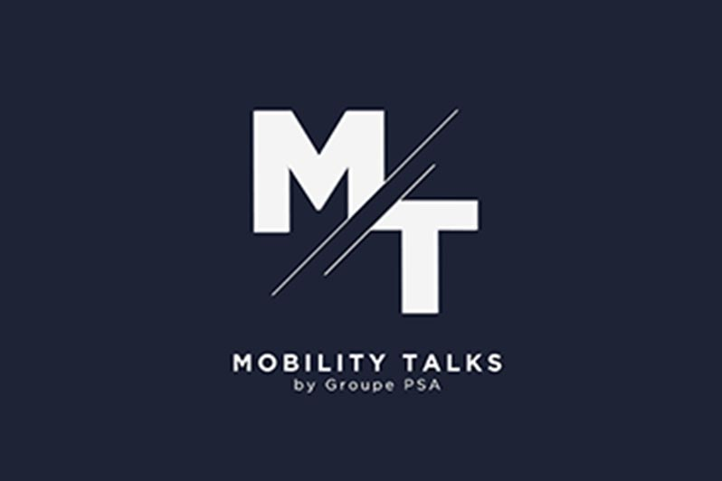 GROUPE PSA • MOBILITY TALKS