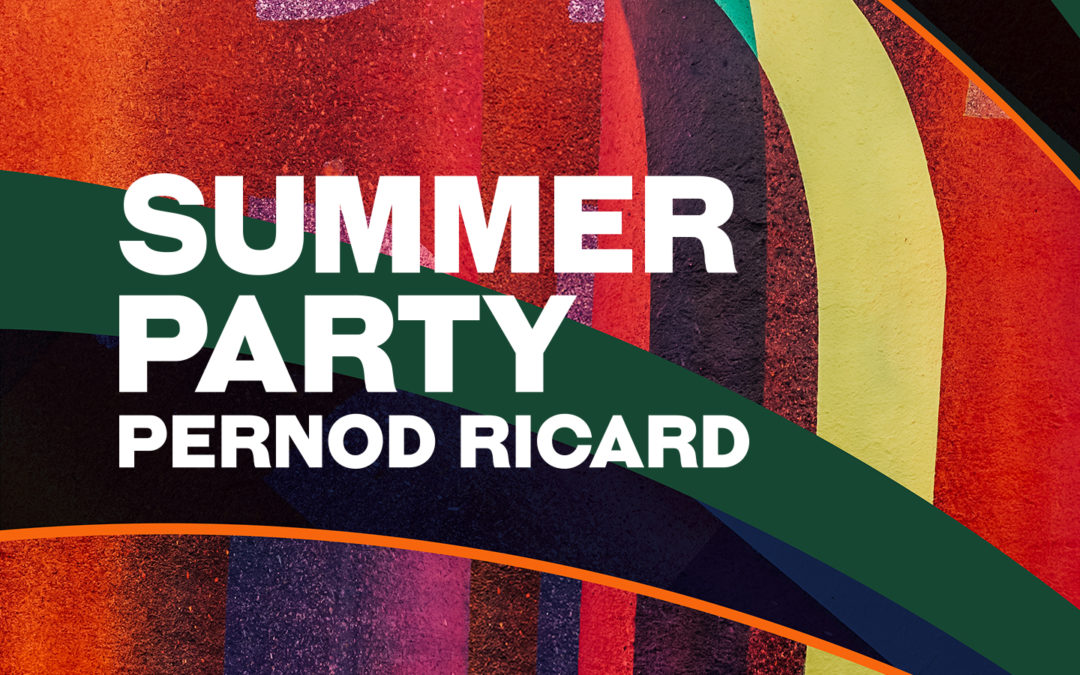 SUMMER PARTY PERNOD RICARD