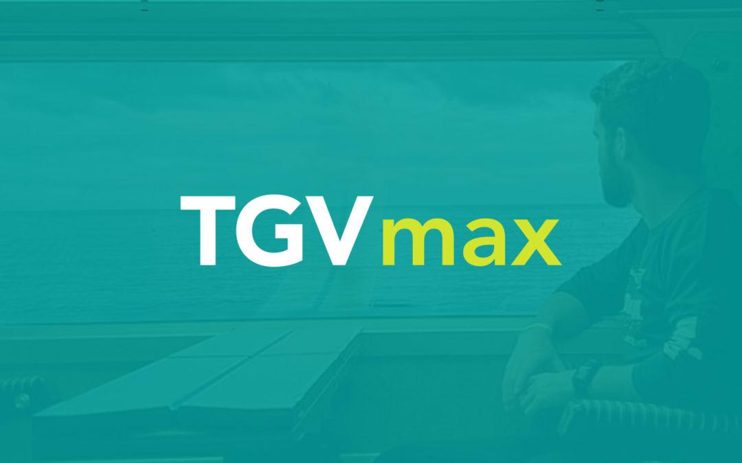 TGV MAX FESTIVALS / SNCF STAND