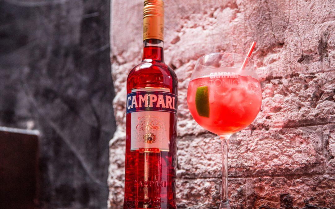 RED GALLERIA CAMPARI