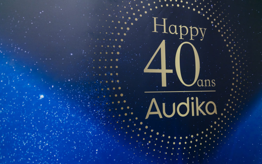 AUDIKA CONVENTION 40 ANS