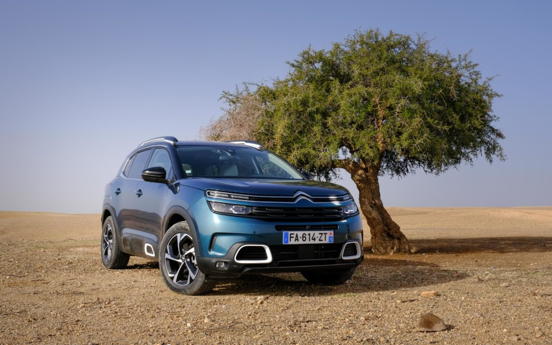 NEW CITROËN C5 AIRCROSS SUV TEST DRIVE