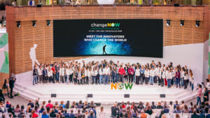 Moma Event - Change Now